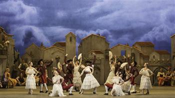 ROH Ballet Live: Don Quixote [12A]