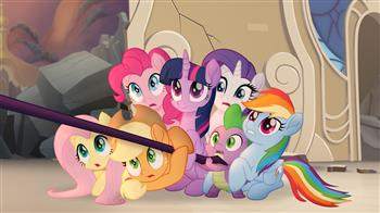 My Little Pony: The Movie [U]