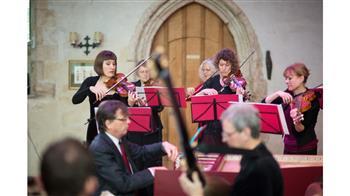 Devon Baroque - Strings on Speed