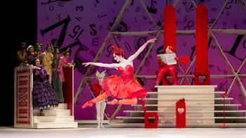 ROH Ballet: Alice