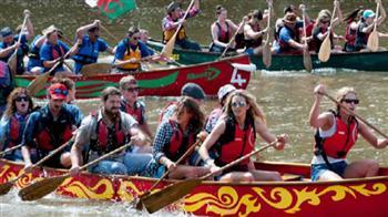 Totnes Canoe Festival
