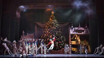ROH Ballet Encore: The Nutcracker [12A]