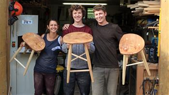 Craft of Woodworking: Stool Making