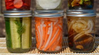 Crafted: Preserves, Pickles & Ferments