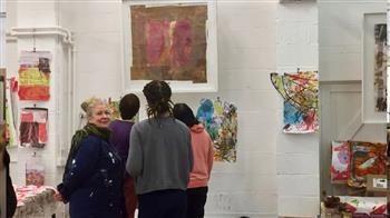Arts Lab: Artists' collective evenings