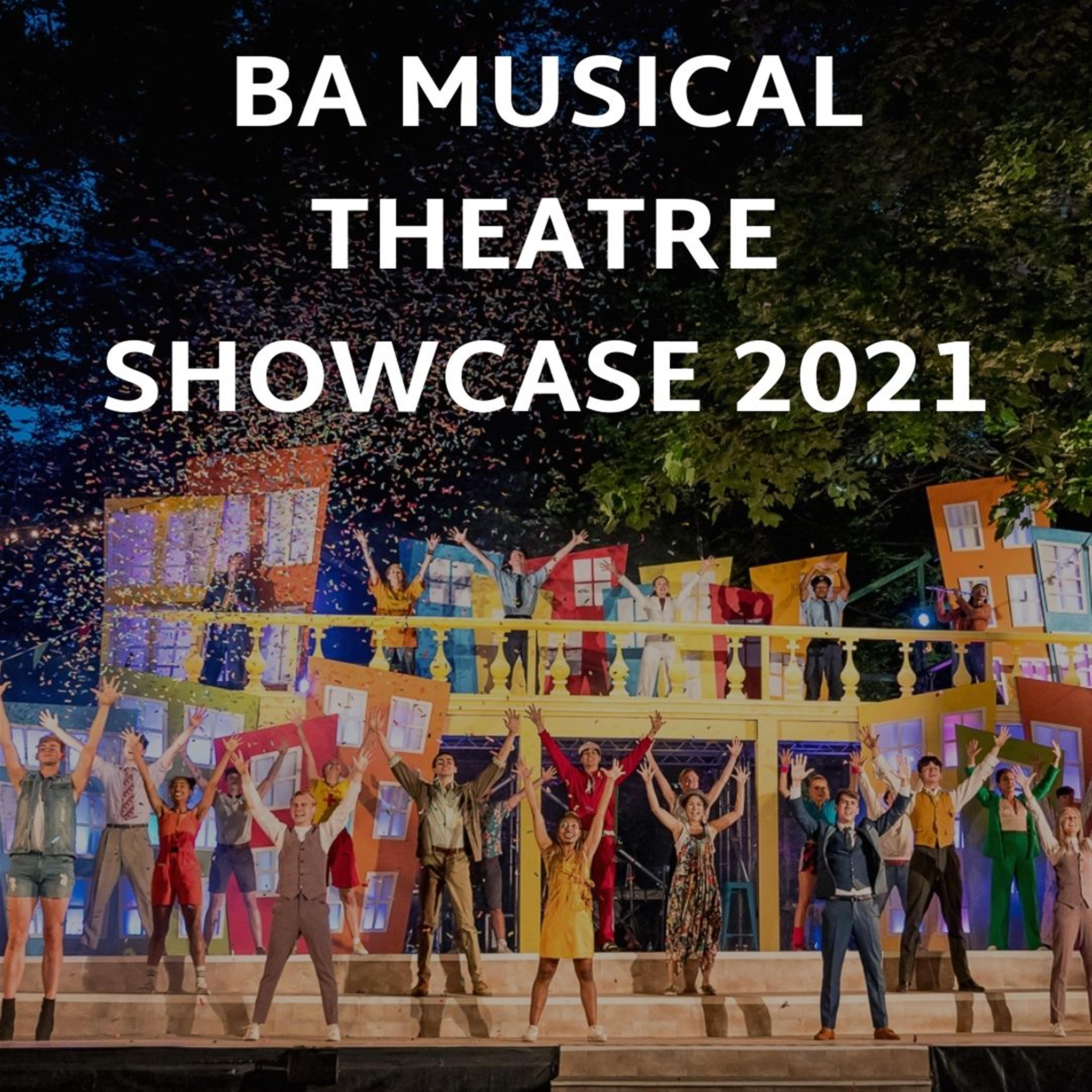BA Musical Theatre Showcase 2021