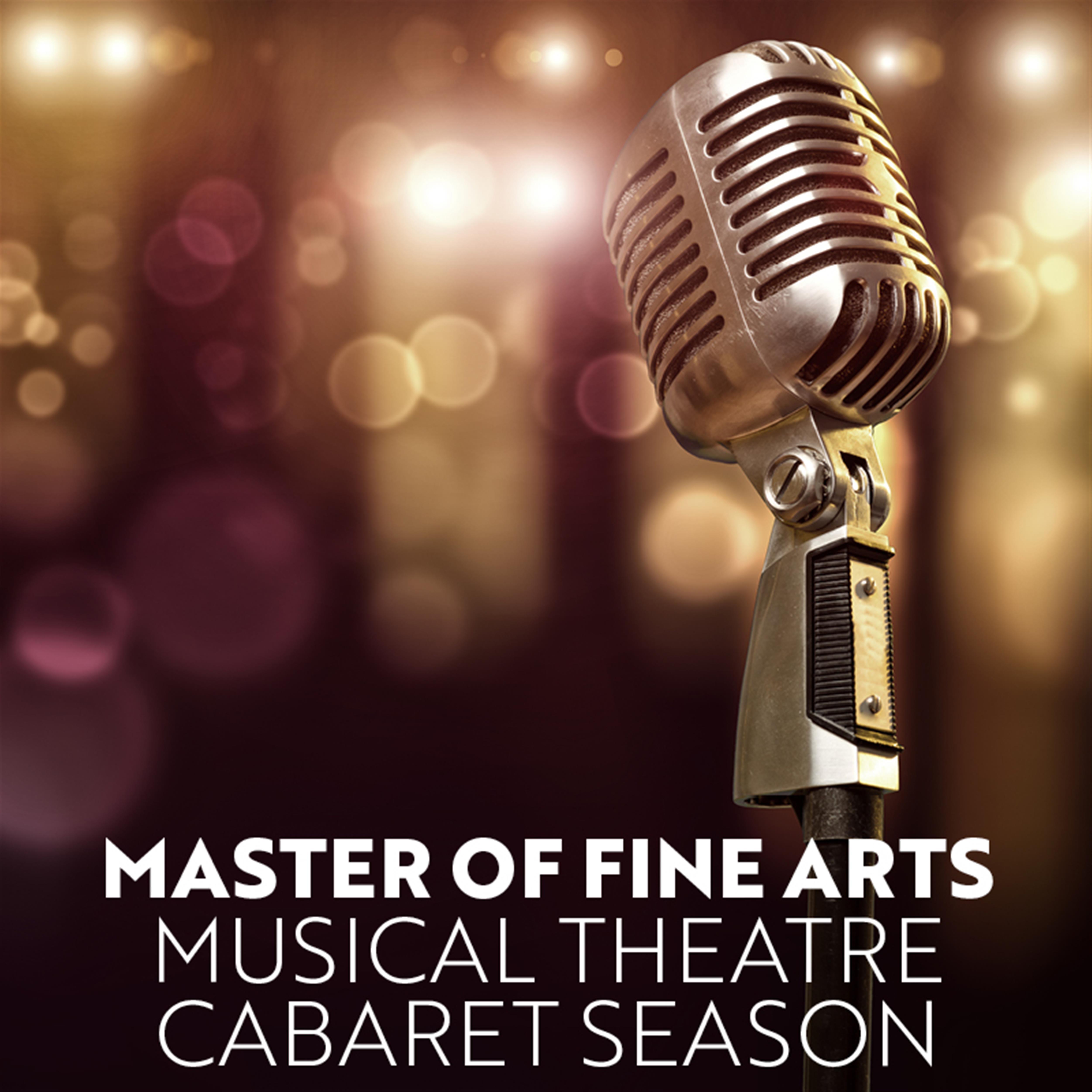 MT Cabaret Season - An Unaccompanied Minor's Guide To Life (MFA)