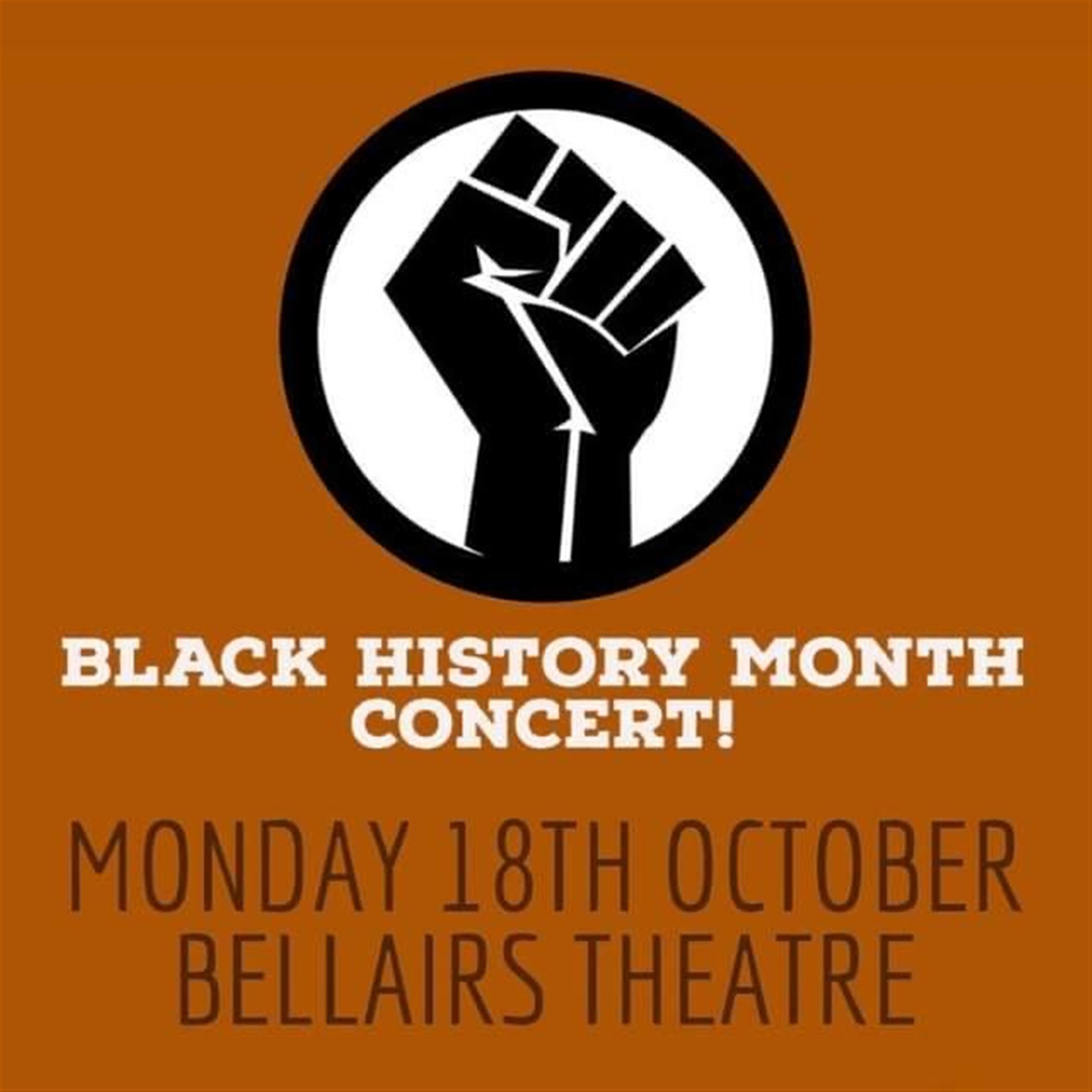 Black History Month Concert 2021