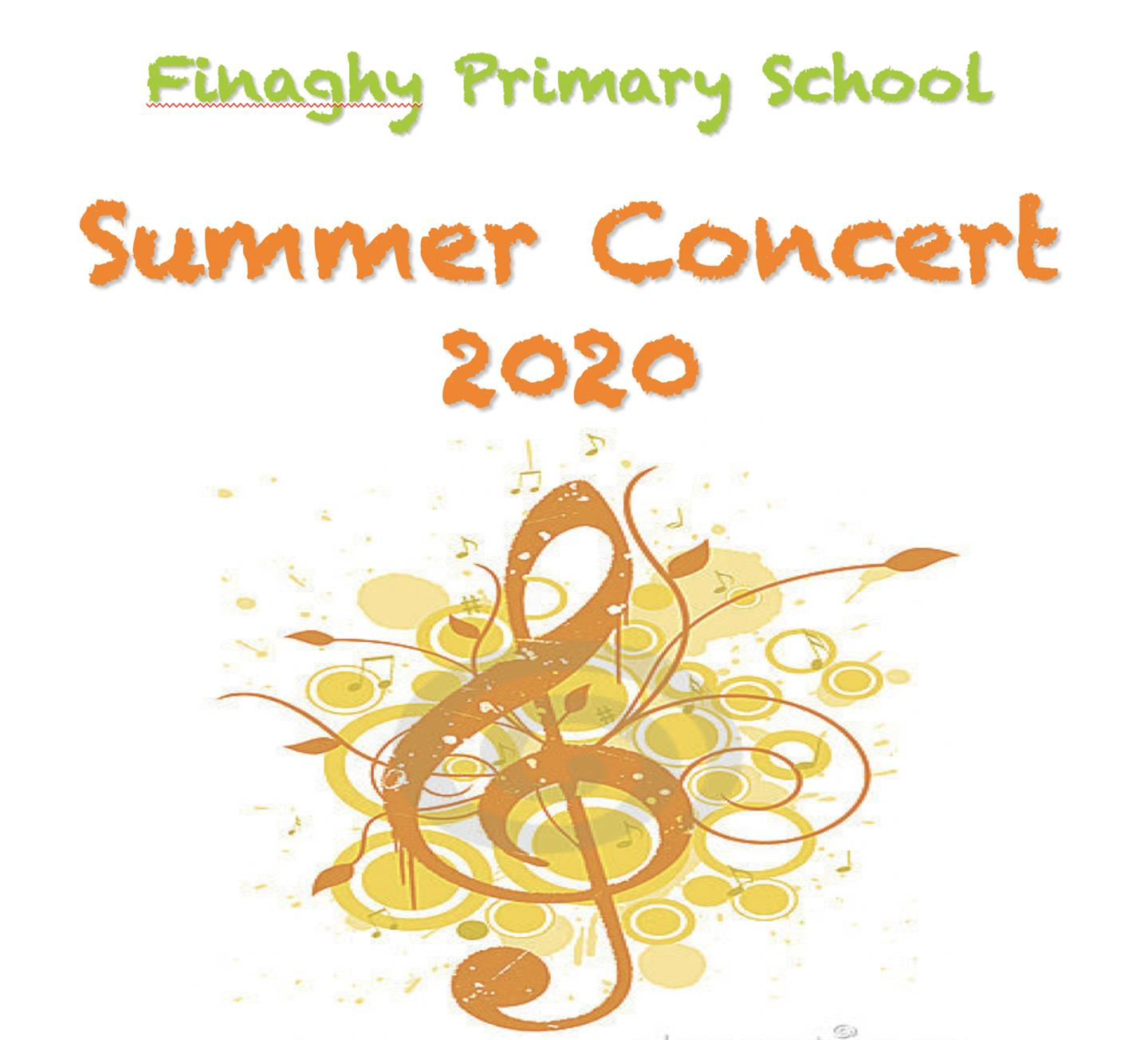 Finaghy Primary School Summer Concert