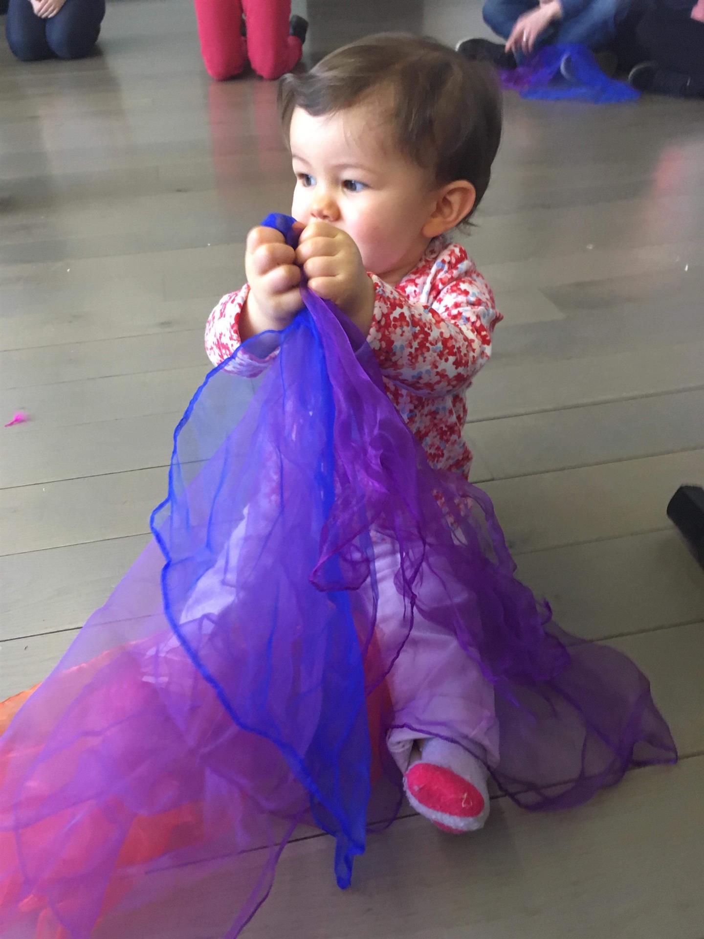 BABY BABBLE (APR)