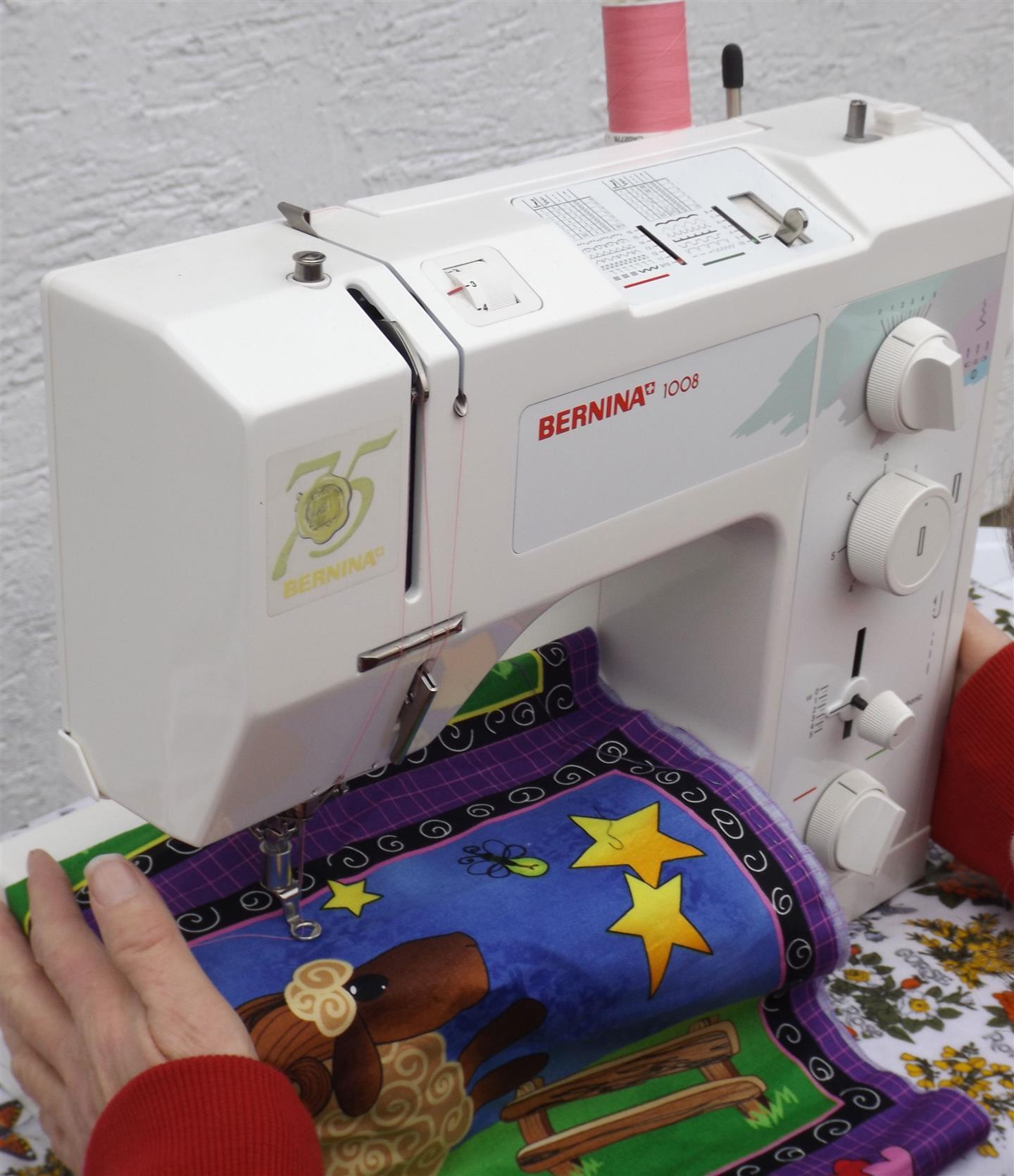 SEWING MACHINE BASICS - AM