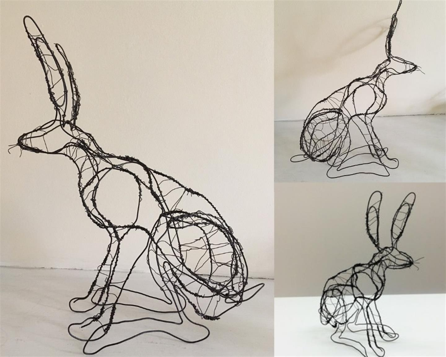 WIRE-WORK SCULPTURE