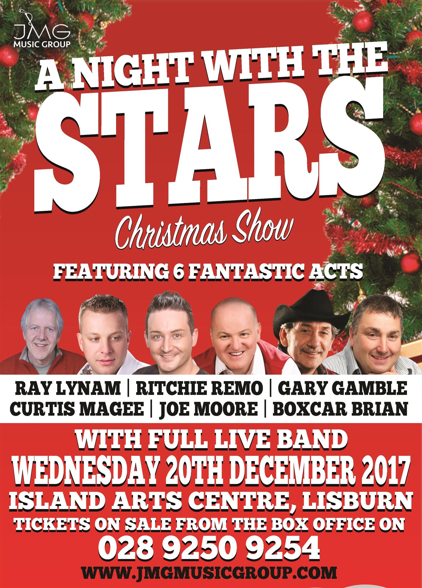 A Night with the Stars Christmas Show