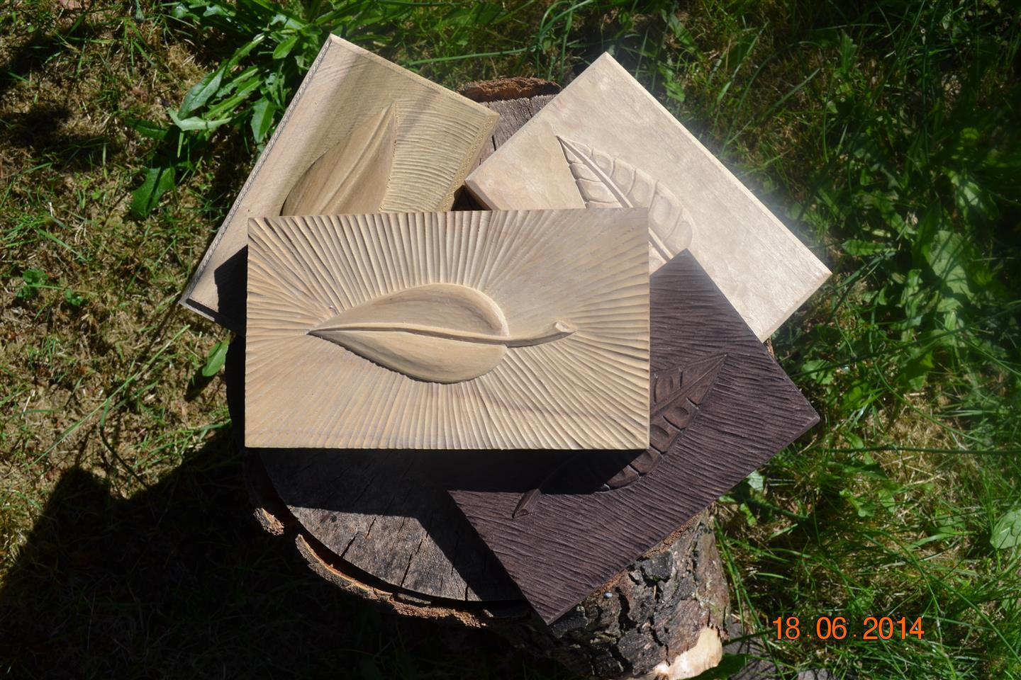 WOODCARVING - INTERMEDIATE