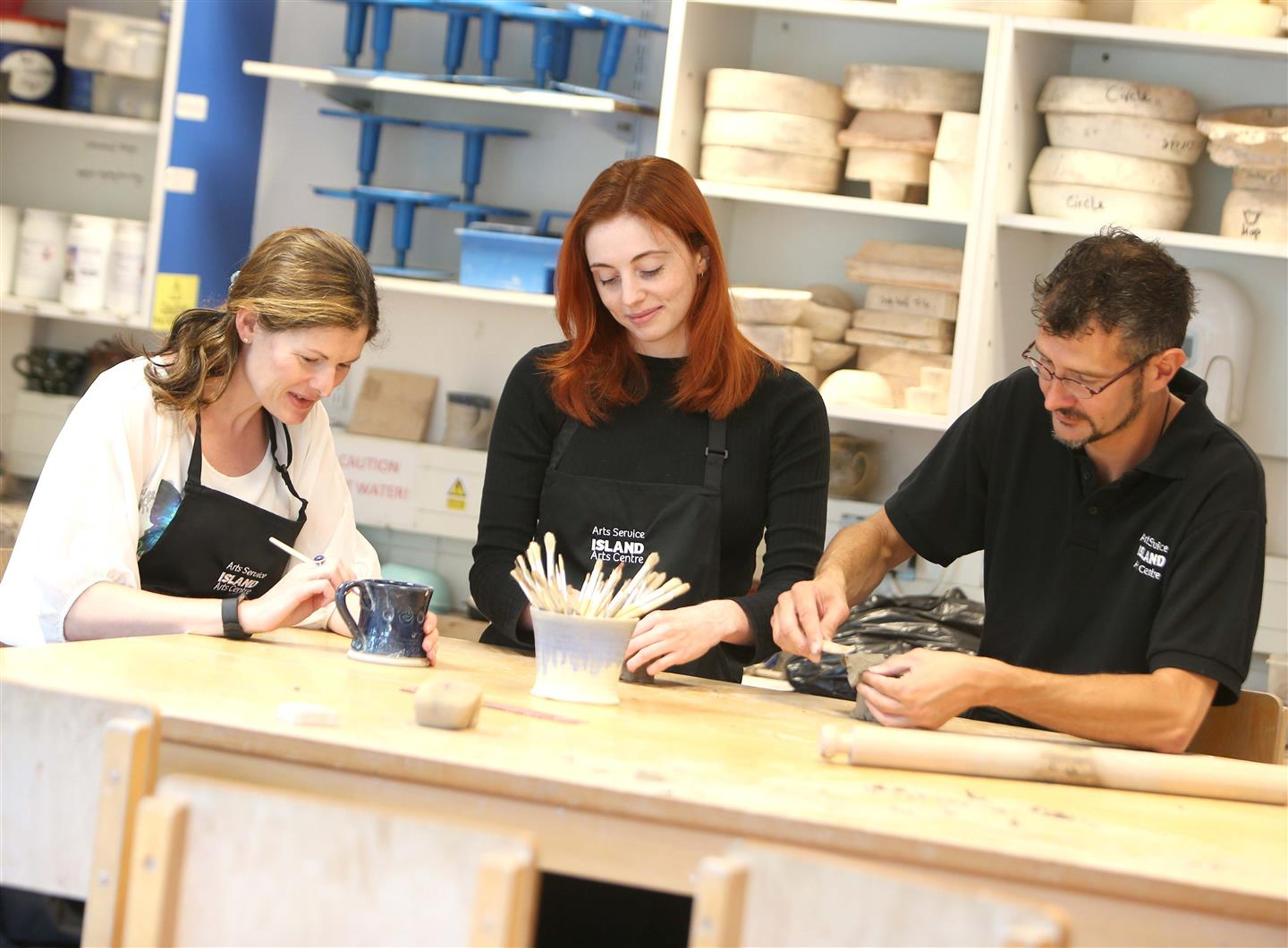 POTTERY - THURS AM - APRIL/MAY (Fully booked)