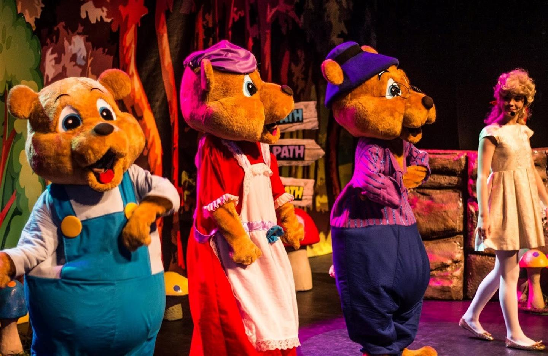 Goldilocks And The Three Bears Singalong