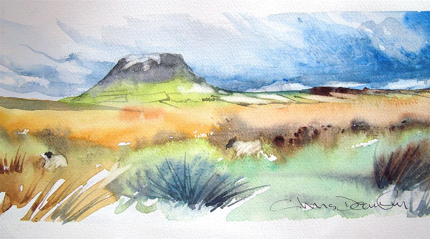 WATERCOLOUR (WED) - APRIL TERM (Fully booked)