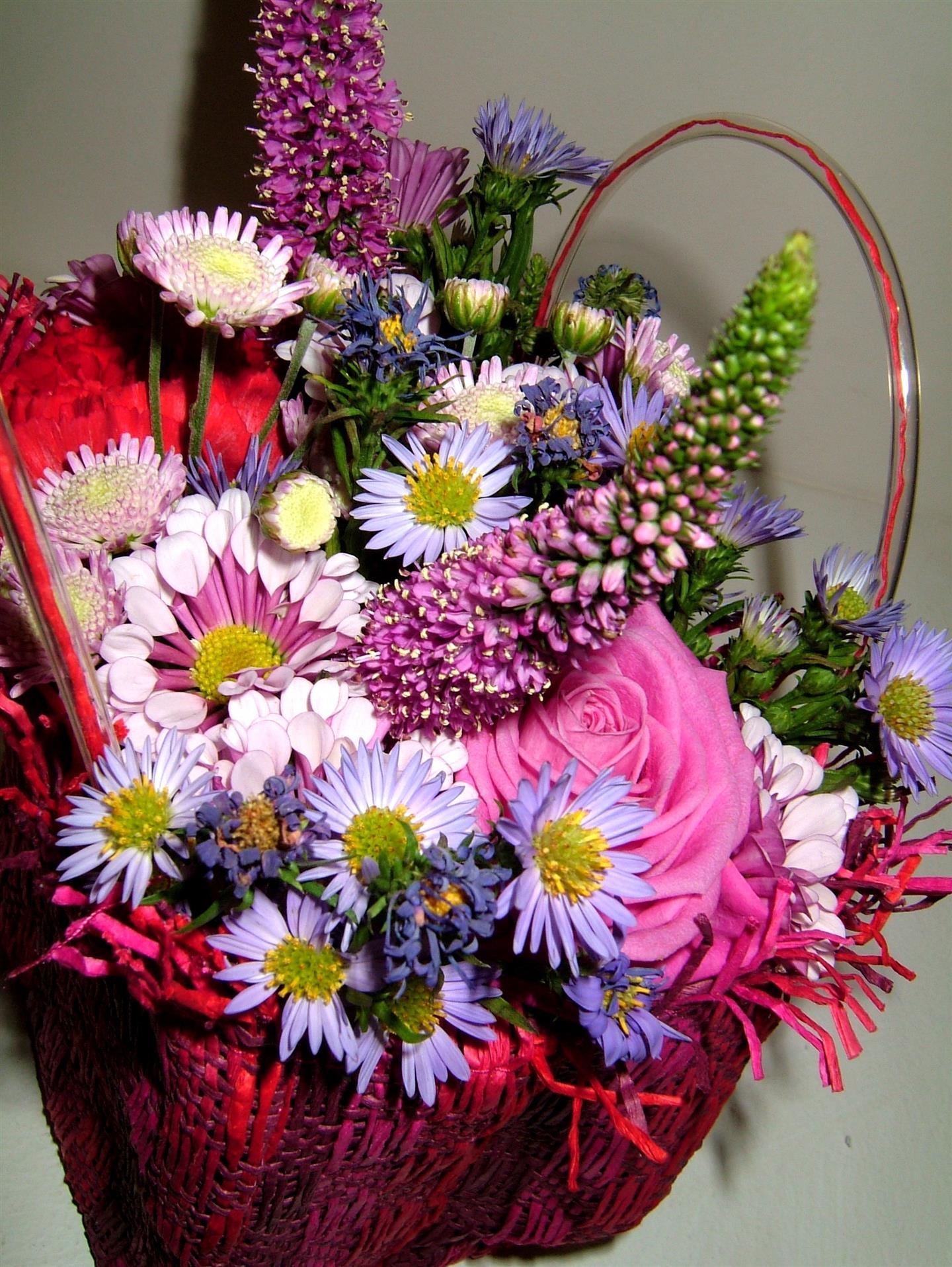 FANTASTIC FLOWERS (WED PM)