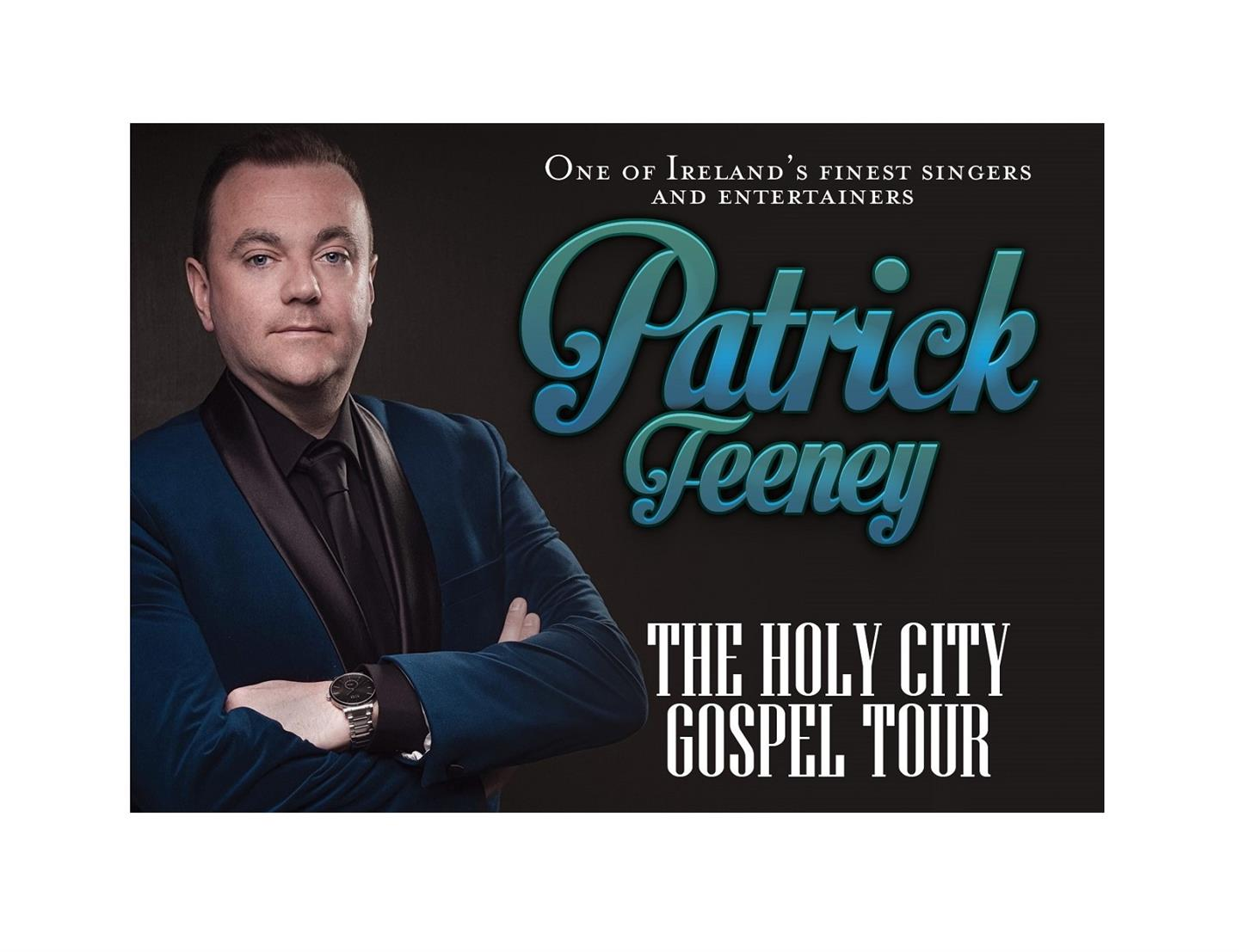 Patrick Feeney s Holy City Country & Gospel Show