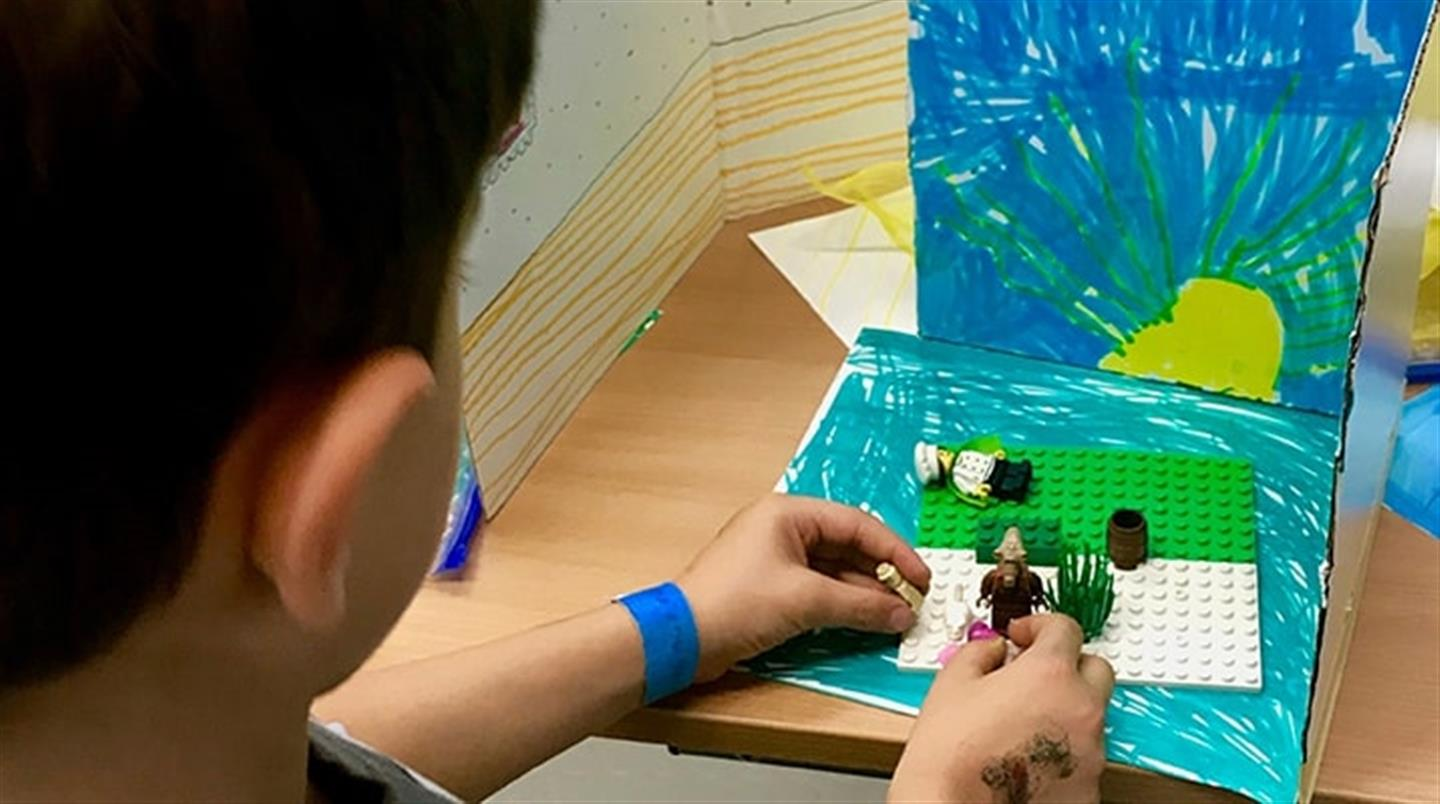 LEGO STOP ANIMATION WORKSHOP