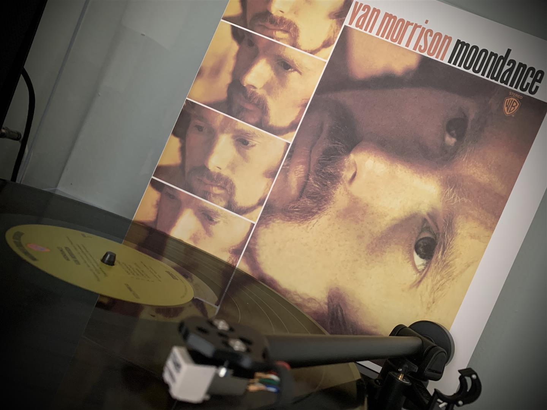 VINYL ISLAND – VAN MORRISON (MOONDANCE) - RALPH S RECORD CLUB