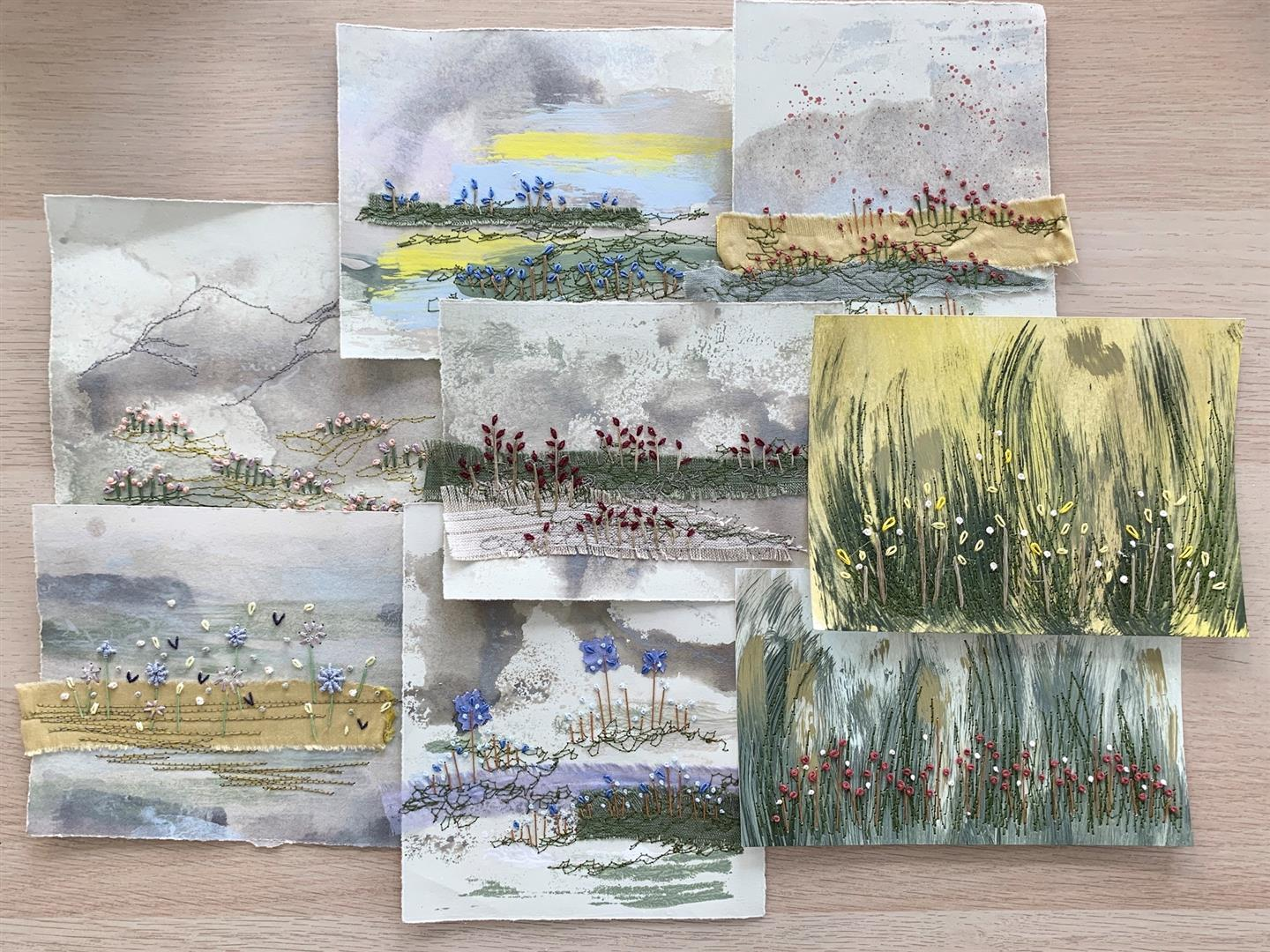 TEXTILE LANDSCAPES - Fully booked