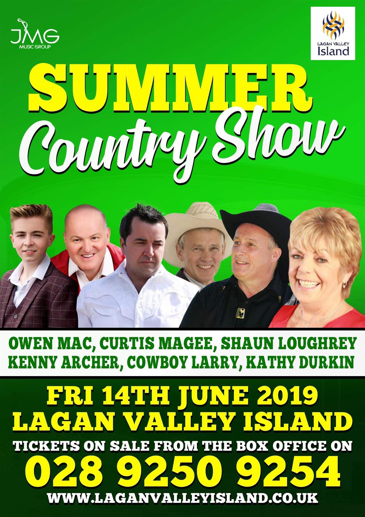The Summer Country Show