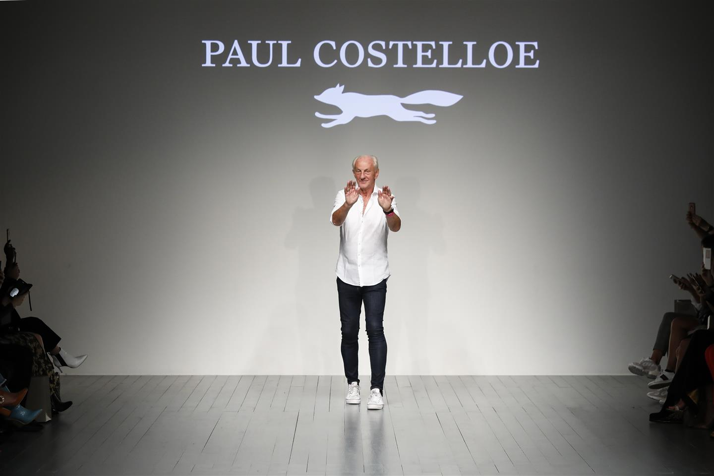 AN EVENING WITH PAUL COSTELLOE