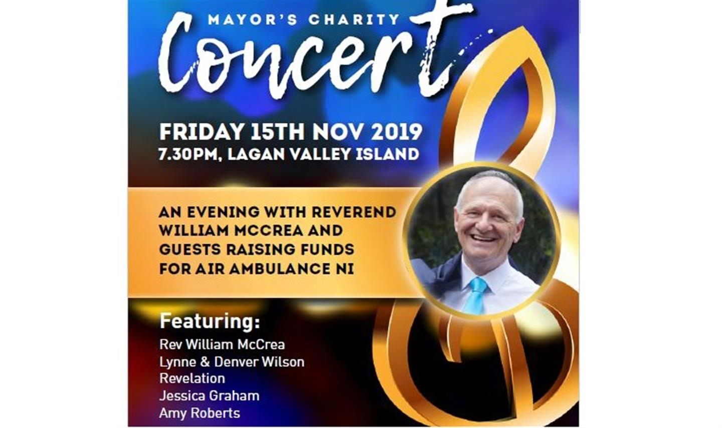 Mayors Charity Concert: In aid of Air Ambulance N.I.