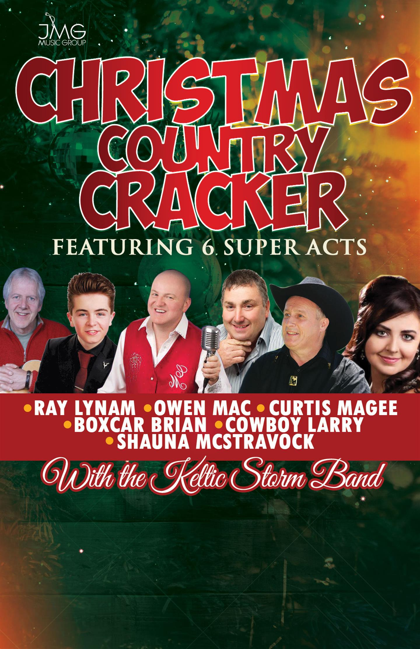 Christmas Country Cracker by JMG Music Group
