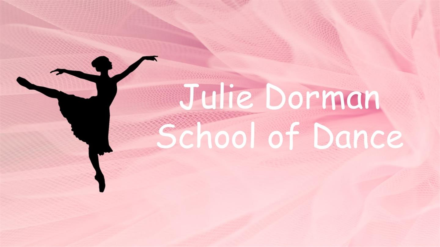 Julie Dorman School Of Dance Dancing Display