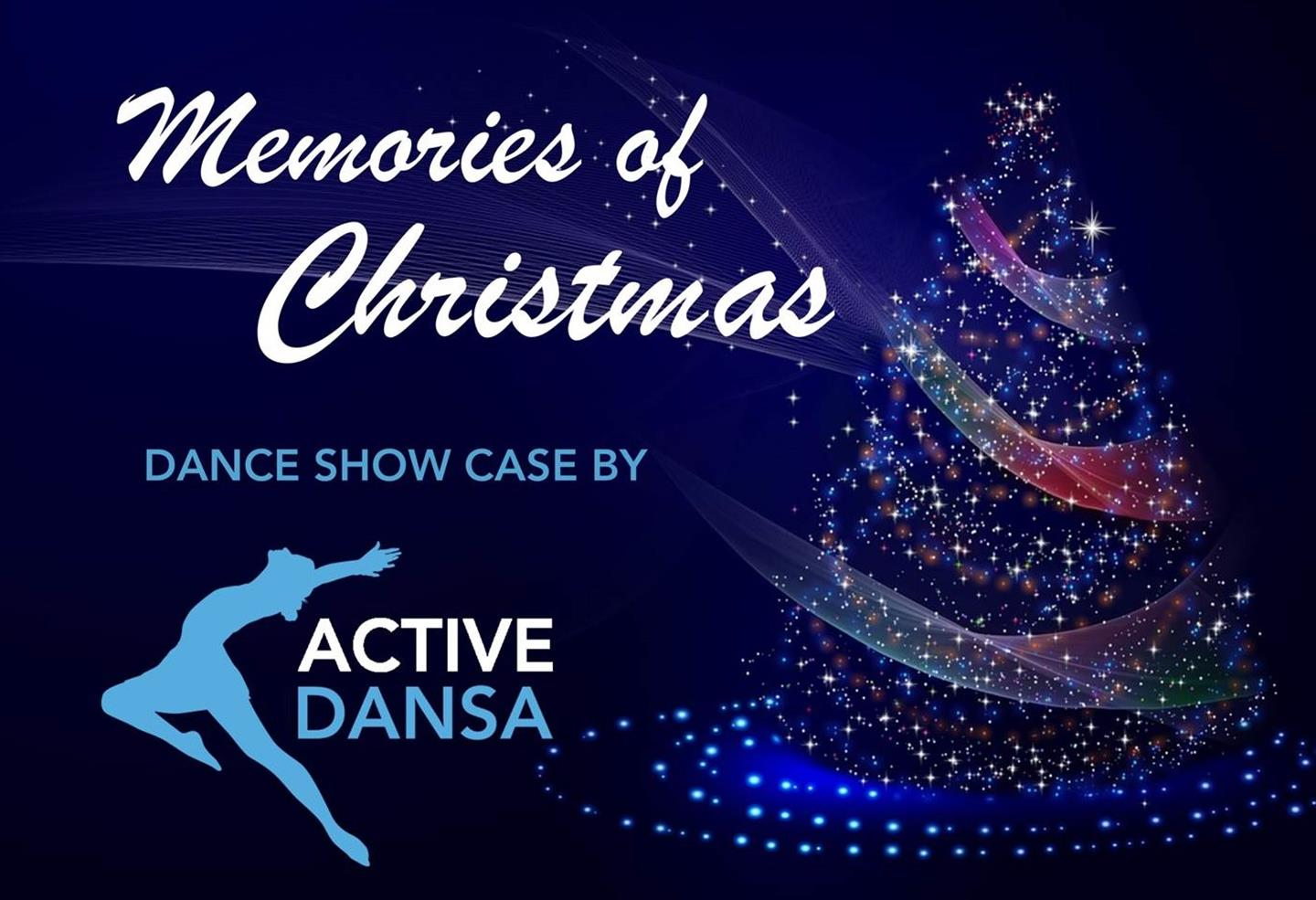 Memories of Christmas Active Dansa Show
