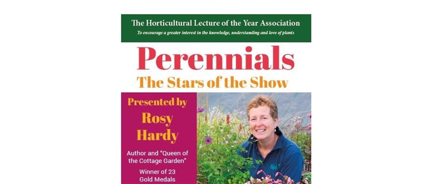 The Horticultural Lecture of the Year Association