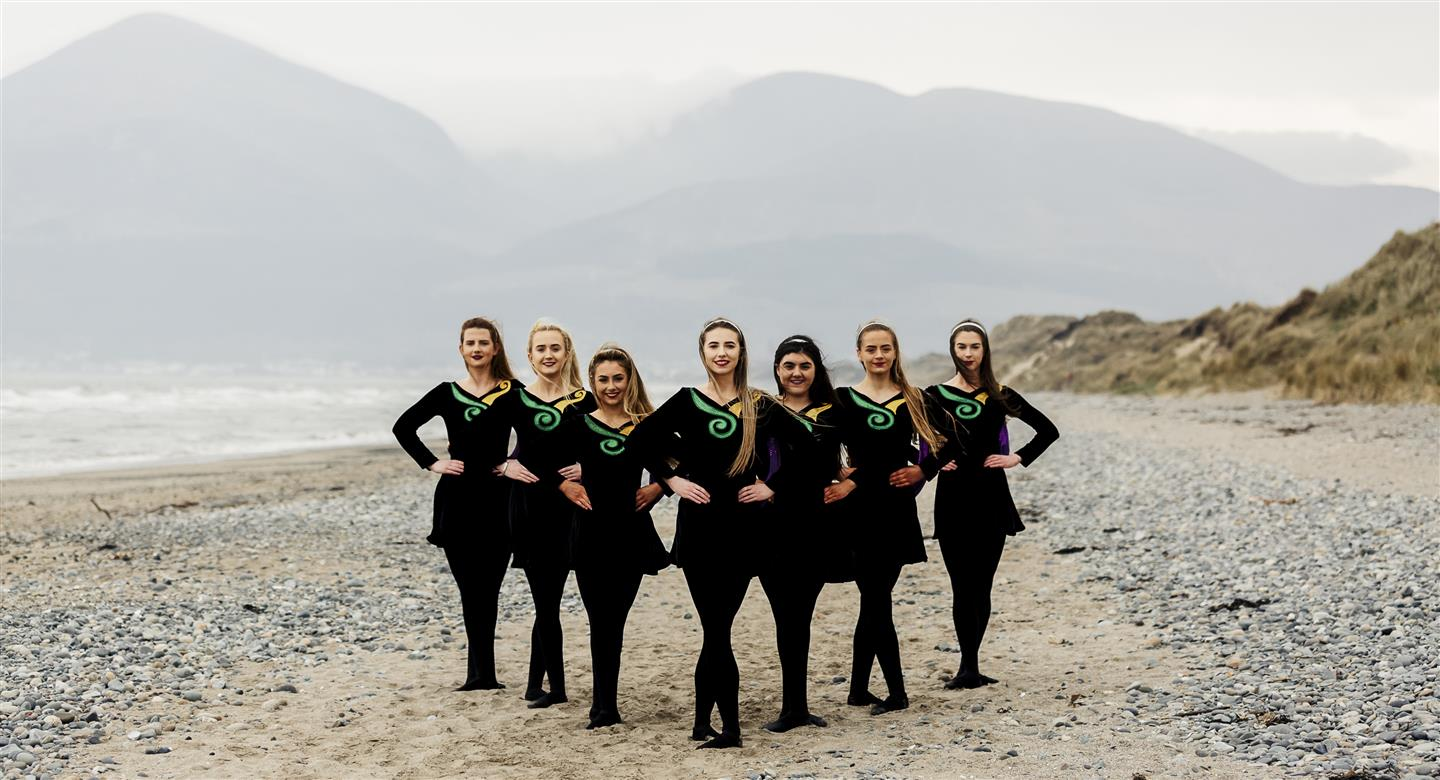 McCartney School of Dance Presents Mourne Rhythm
