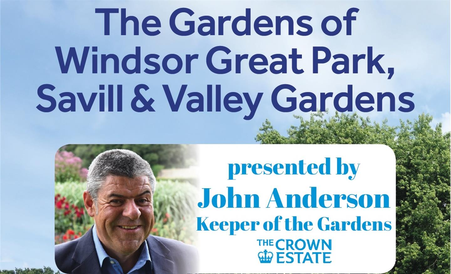 The Horticultural Lecture Of The Year Association Presents