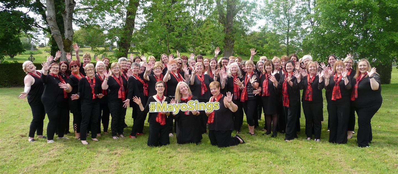 Lisburn Harmony Ladies Choir Does Pop!