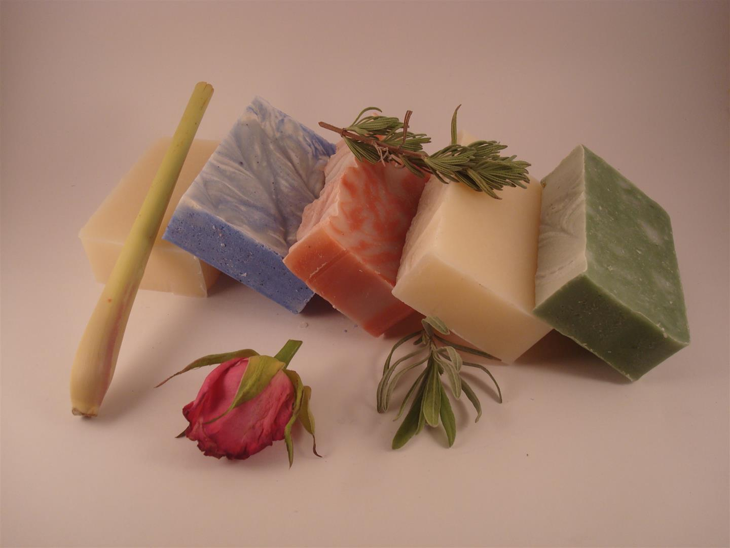 SOAP MAKING WORKSHOP (Fully booked)