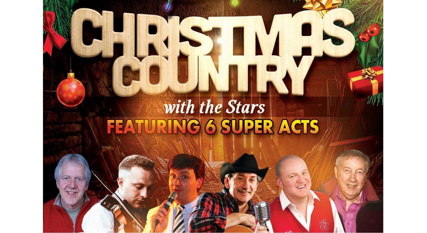 Christmas Country with the Stars Show