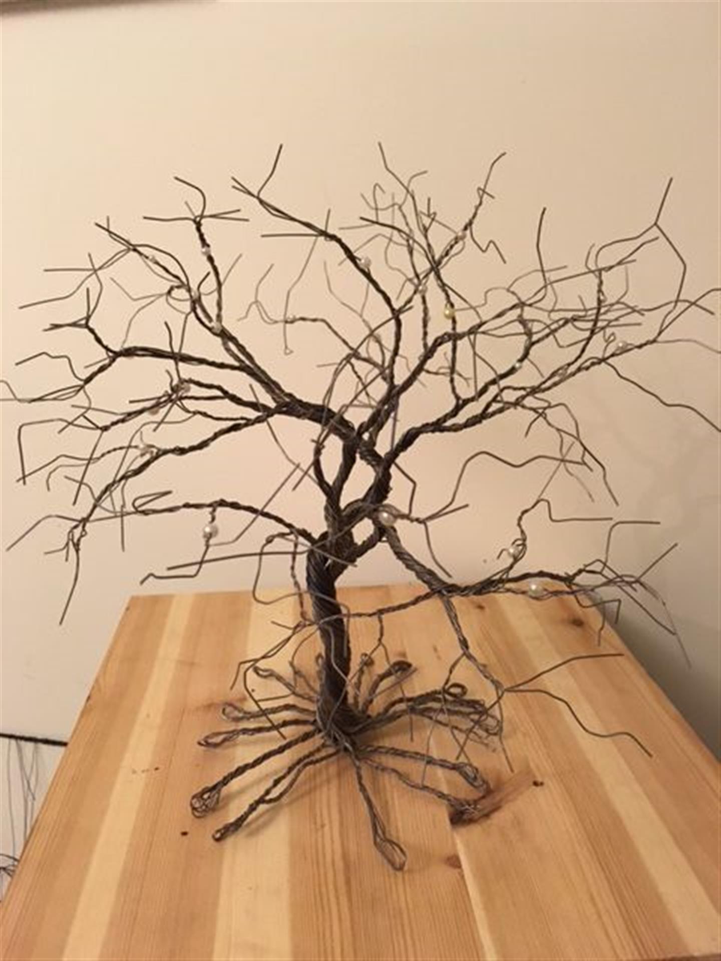 WIRE-WORK TREE WORKSHOP