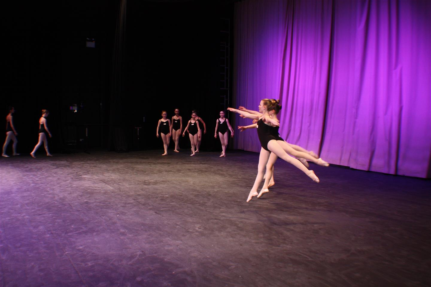 High Points Youth Ballet CIC