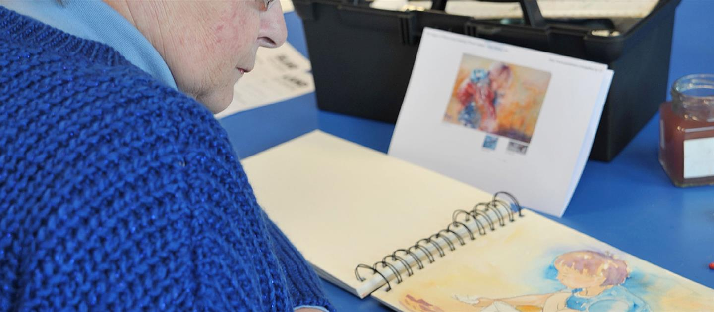 PAINTING FOR PLEASURE (1pm-3pm)