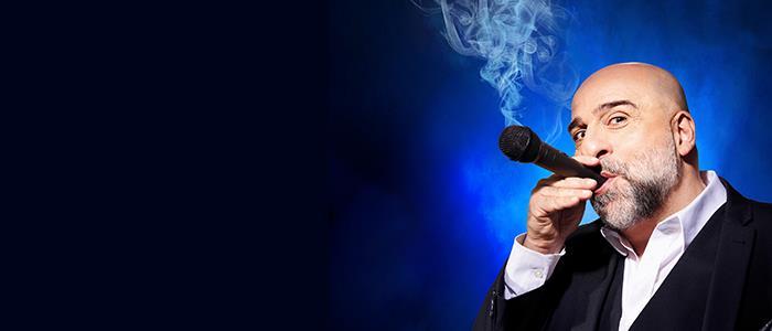 Omid Djalili : The Good Times Tour