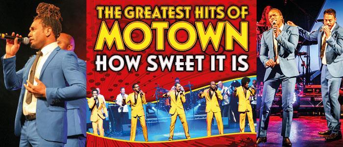 Motown: How Sweet It Is
