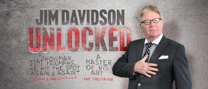 Jim Davidson 'UNLOCKED'