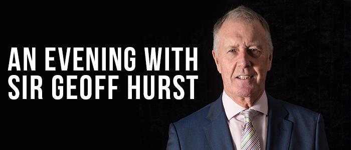 An Evening With Sir Geoff Hurst