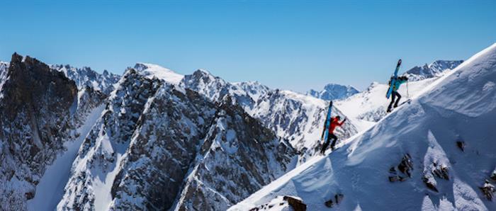 Banff Mountain Film Festival World Tour – Yellow Film Programme