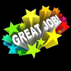 ESPA Show 'Great Job'