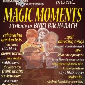 Magic Moments - A Tribute to Burt Bacharach