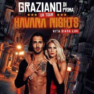 Havana Nights with Graziano Di Prima