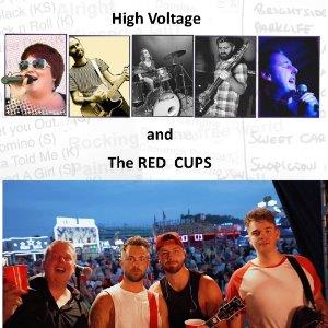 FREE EVENT - High Voltage and The Red Cups